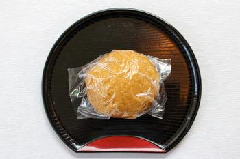 茶饅頭 110円