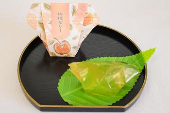 林檎ゼリー 150円